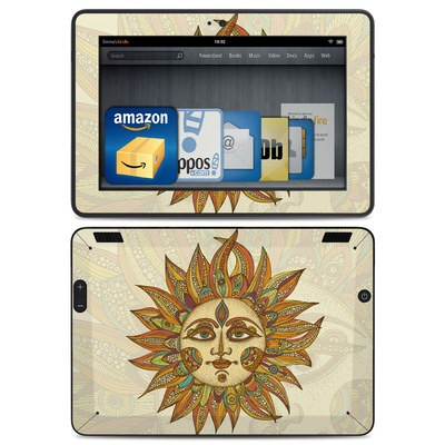 Amazon Kindle HDX Skin - Helios