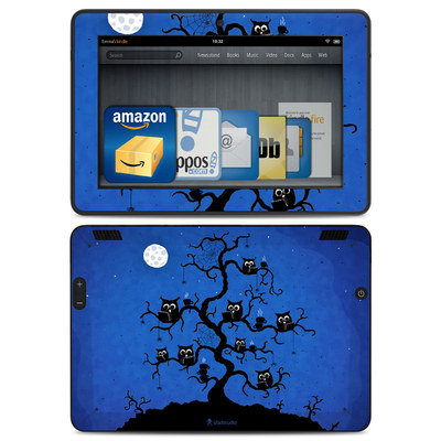 Amazon Kindle HDX Skin - Internet Cafe