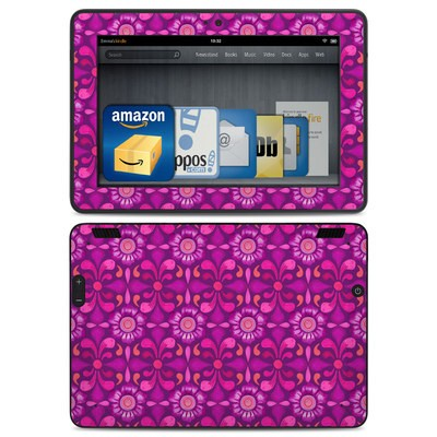 Amazon Kindle HDX Skin - Layla