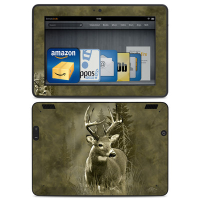 Amazon Kindle HDX Skin - Lone Buck
