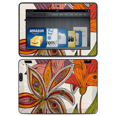 Amazon Kindle HDX Skin - Lou