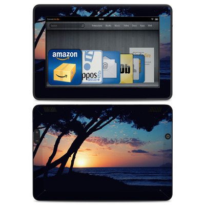 Amazon Kindle HDX Skin - Mallorca Sunrise