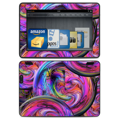 Amazon Kindle HDX Skin - Marbles