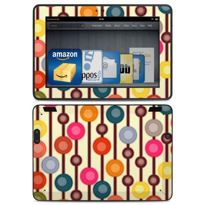 Amazon Kindle HDX Skin - Mocha Chocca