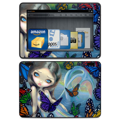 Amazon Kindle HDX Skin - Mermaid