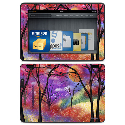 Amazon Kindle HDX Skin - Moon Meadow