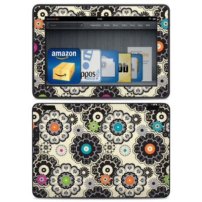 Amazon Kindle HDX Skin - Nadira