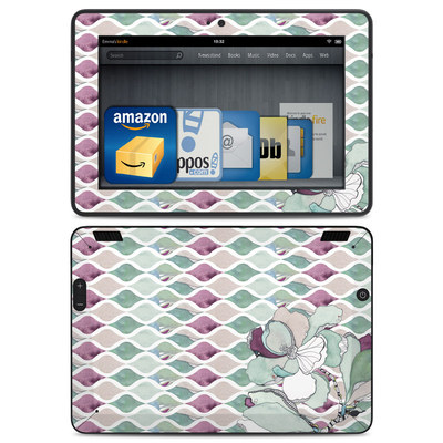 Amazon Kindle HDX Skin - Nouveau Chic