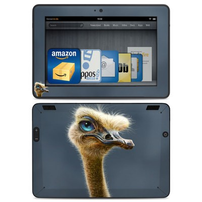 Amazon Kindle HDX Skin - Ostrich Totem