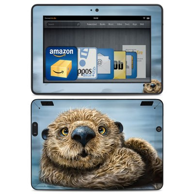 Amazon Kindle HDX Skin - Otter Totem