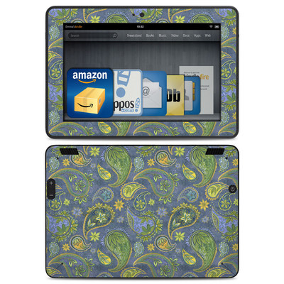 Amazon Kindle HDX Skin - Pallavi Paisley
