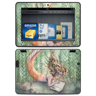 Amazon Kindle HDX Skin - Quiet Time