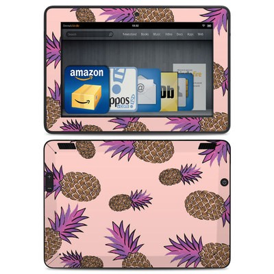 Amazon Kindle HDX Skin - Rain