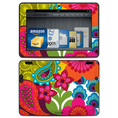 Amazon Kindle HDX Skin - Raj