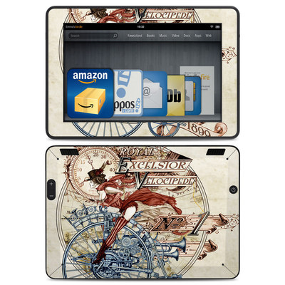 Amazon Kindle HDX Skin - Royal Excelsior