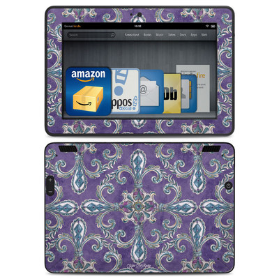 Amazon Kindle HDX Skin - Royal Crown