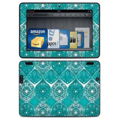 Amazon Kindle HDX Skin - Saffreya