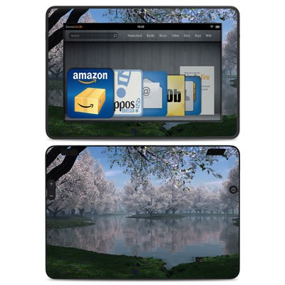 Amazon Kindle HDX Skin - Sakura