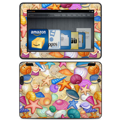 Amazon Kindle HDX Skin - Shells