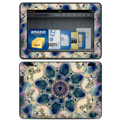 Amazon Kindle HDX Skin - Sea Horse
