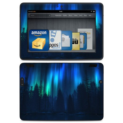 Amazon Kindle HDX Skin - Song of the Sky