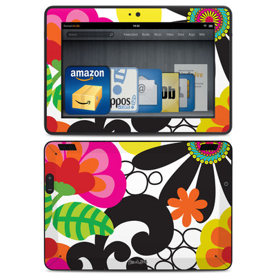 Amazon Kindle HDX Skin - Splendida