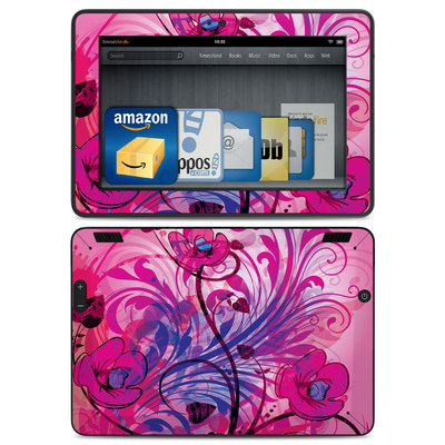Amazon Kindle HDX Skin - Spring Breeze