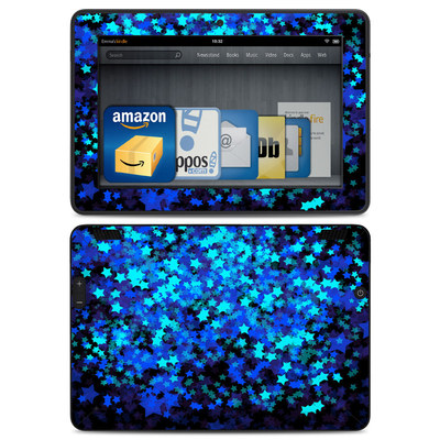 Amazon Kindle HDX Skin - Stardust Winter
