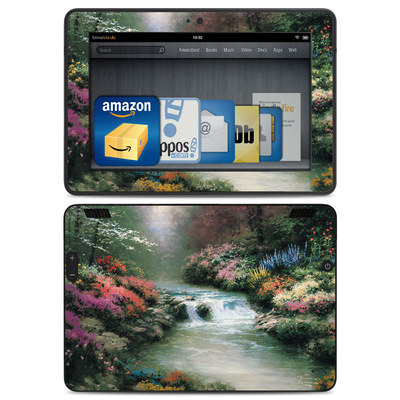 Amazon Kindle HDX Skin - Beside Still Waters