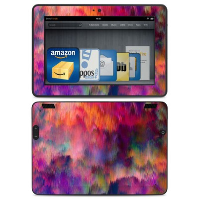 Amazon Kindle HDX Skin - Sunset Storm