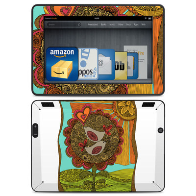 Amazon Kindle HDX Skin - Sunshine