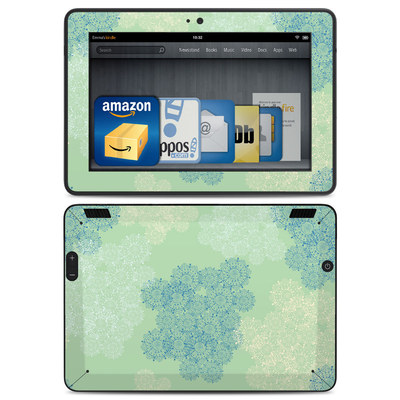 Amazon Kindle HDX Skin - Sweet Siesta