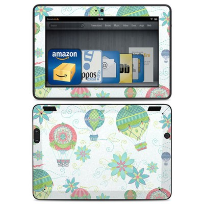 Amazon Kindle HDX Skin - Up and Away