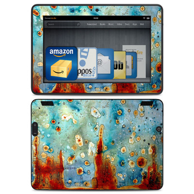 Amazon Kindle HDX Skin - Underworld