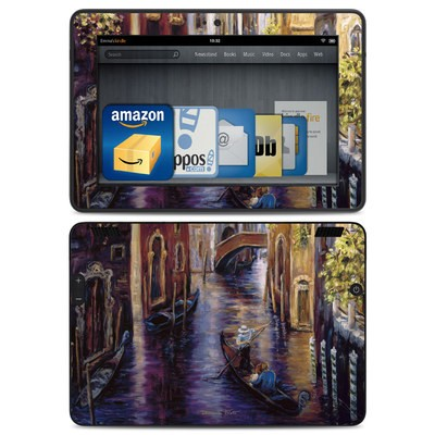 Amazon Kindle HDX Skin - Venezia