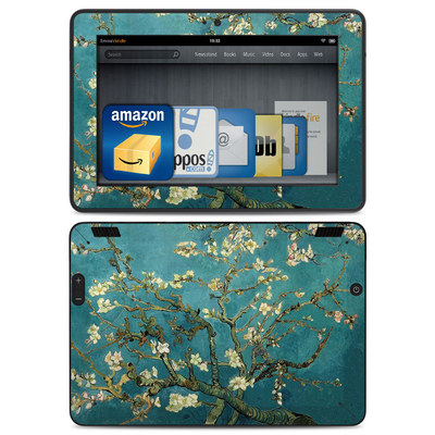 Amazon Kindle HDX Skin - Blossoming Almond Tree