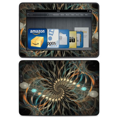 Amazon Kindle HDX Skin - Vortex