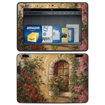 Amazon Kindle HDX Skin - The Window