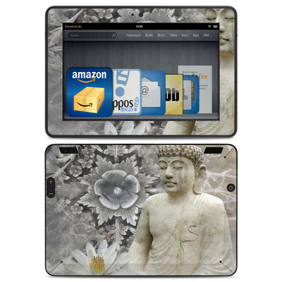 Amazon Kindle HDX Skin - Winter Peace