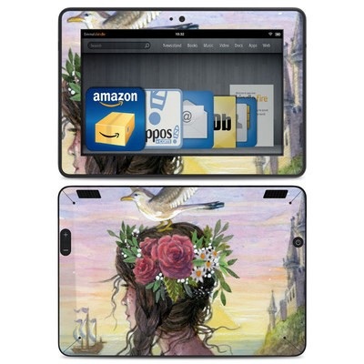 Amazon Kindle HDX Skin - Part Of Your World