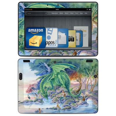Amazon Kindle HDX 8.9 Skin - Of Air And Sea