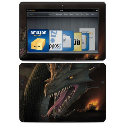 Amazon Kindle HDX 8.9 Skin - Annihilator