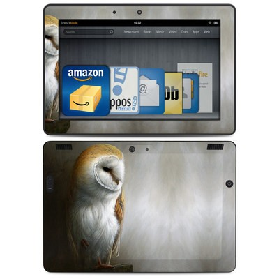 Amazon Kindle HDX 8.9 Skin - Barn Owl