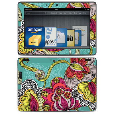 Amazon Kindle HDX 8.9 Skin - Beatriz