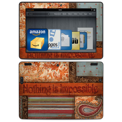 Amazon Kindle HDX 8.9 Skin - Be Inspired