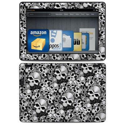 Amazon Kindle HDX 8.9 Skin - Bones