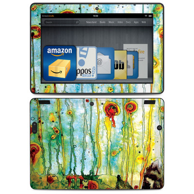 Amazon Kindle HDX 8.9 Skin - Beneath The Surface