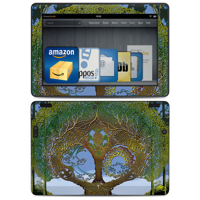 Amazon Kindle HDX 8.9 Skin - Celtic Tree