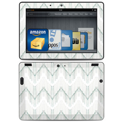 Amazon Kindle HDX 8.9 Skin - Chic Chevron