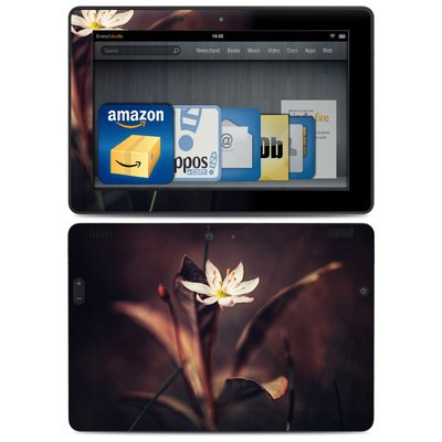 Amazon Kindle HDX 8.9 Skin - Delicate Bloom